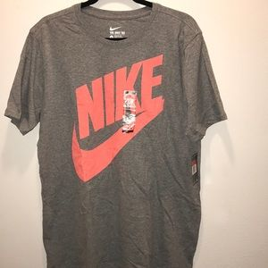 Men's Nike athletic cut t-shirt